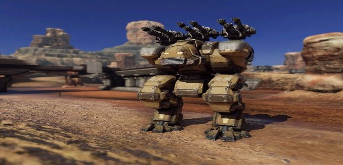 War Robots Remastered - The latest version released