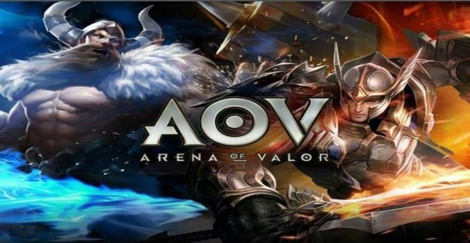 Arena of Valor is a 5v5 MOBA