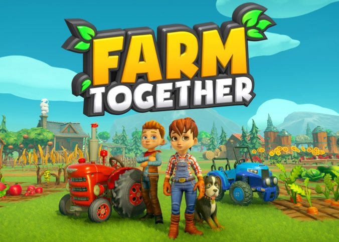 Game PC Farm Together A Game Role Playing