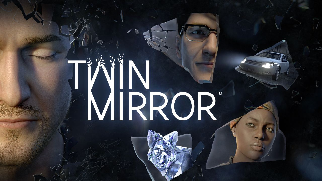 Twin Mirror Game An Interactive Experience