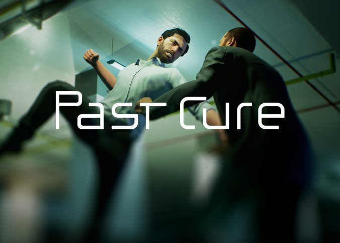 Game Past Cure is an Interactive Action Game