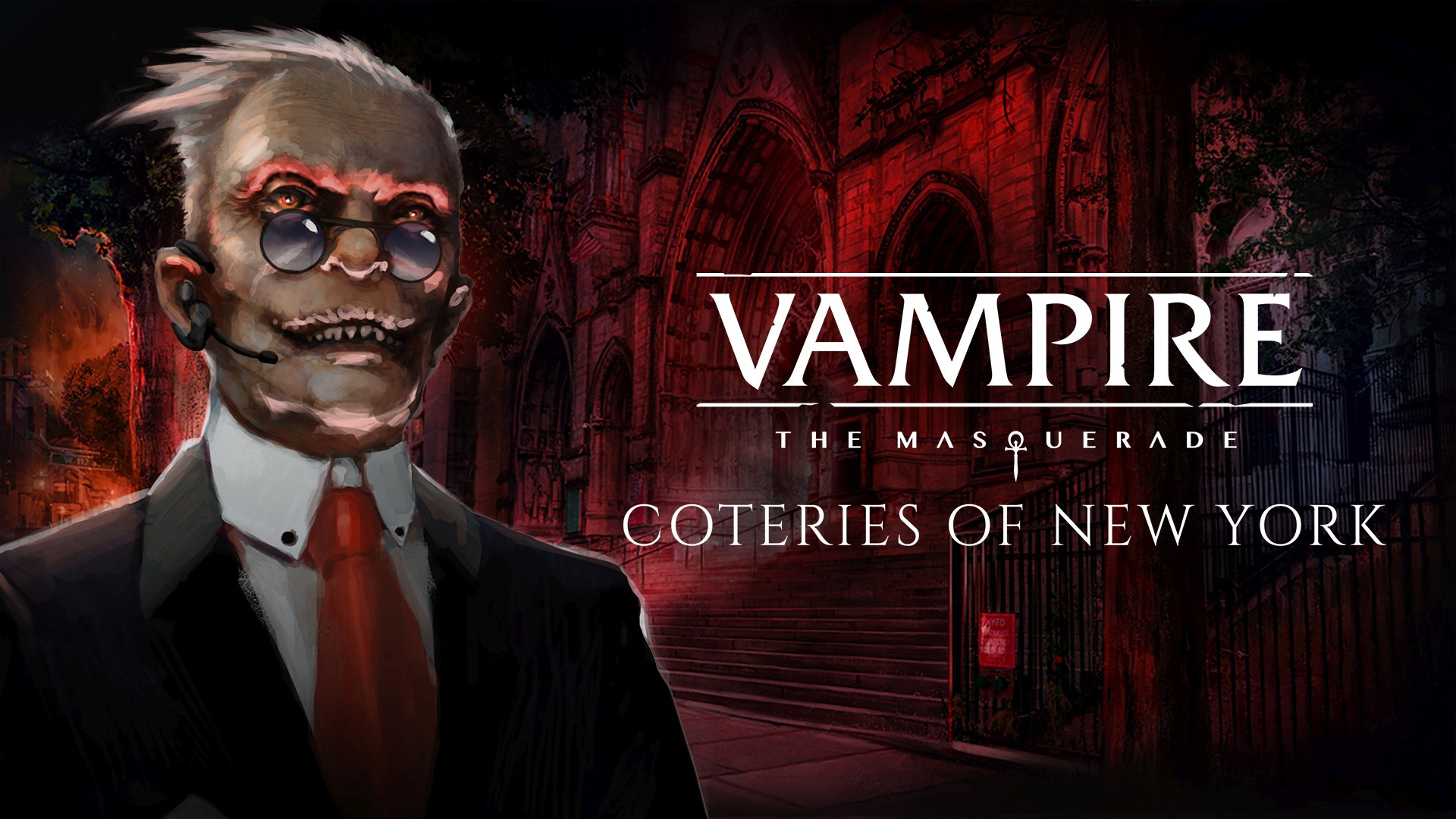 Vampire The Masquerade A Cyber Tale Video Game