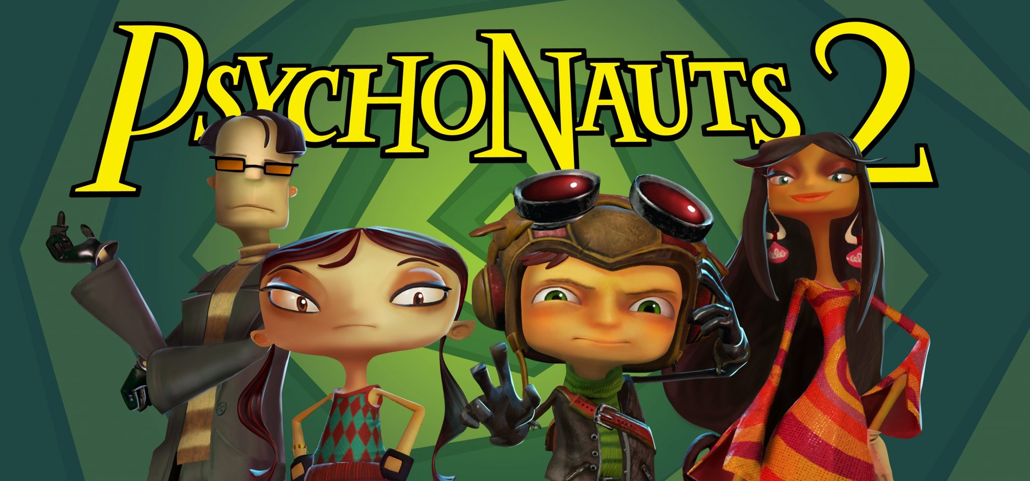 Psychonauts 2 A New Sci-fi Game