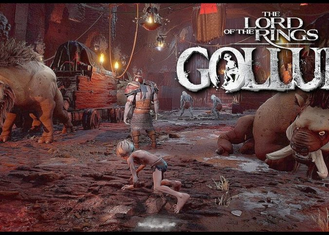 The Lord of the Rings: Gollum A Multiplayer Online Game