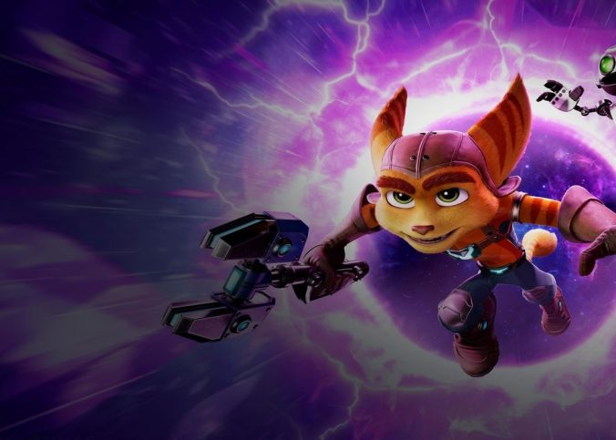 Ratchet and Clank: Rift Apart A Classic Arcade