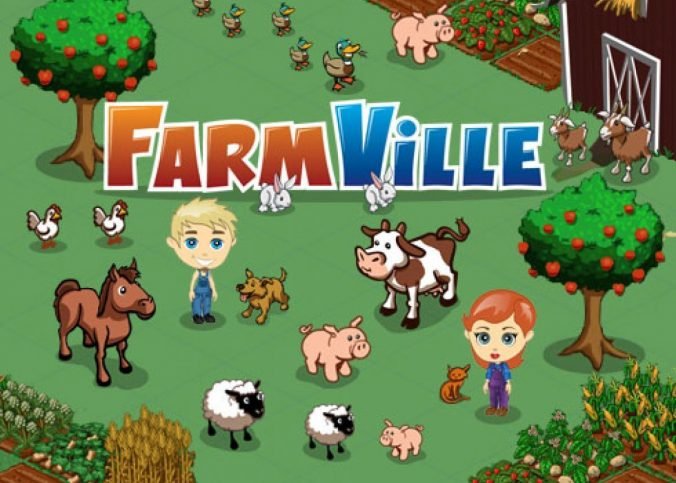 Game FarmVille