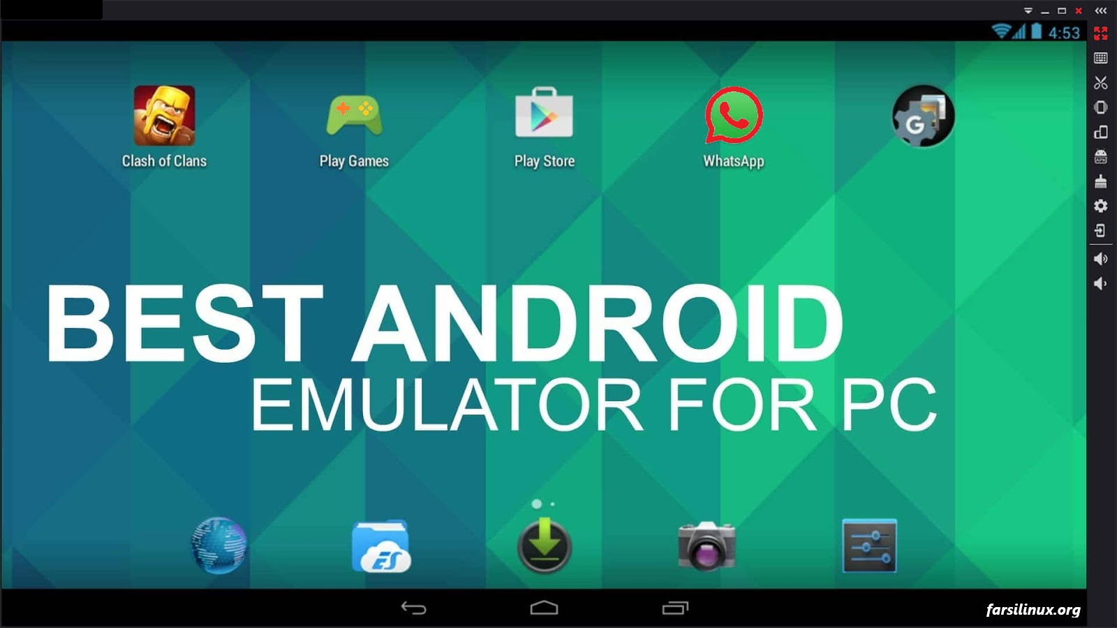 7 Lightweight Android Emulator for PC / Laptop