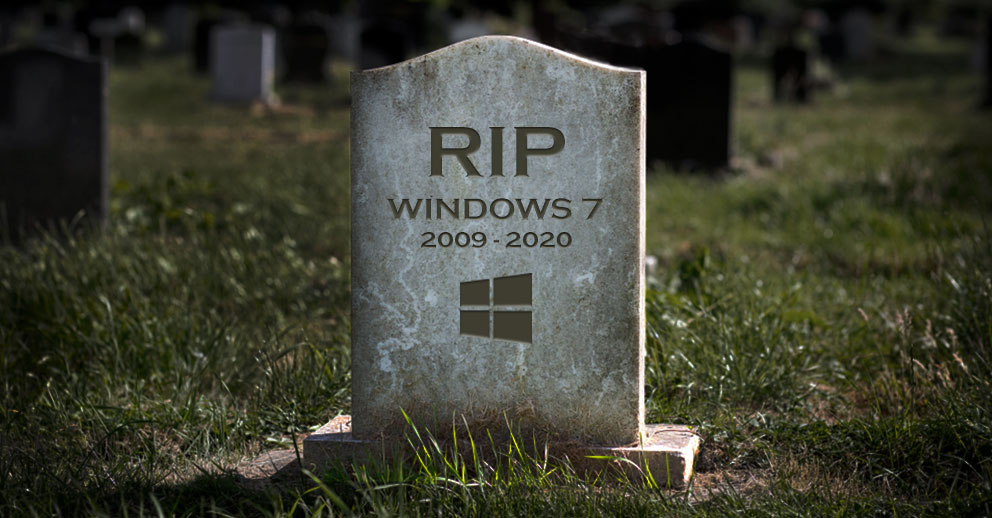 Officially closed by Microsoft, here are 5 facts about Windows 7