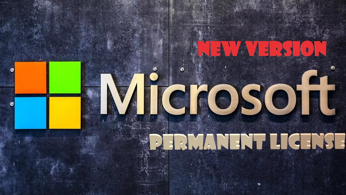 Microsoft Will Release New Version Of Office With Permanent License Next Year!