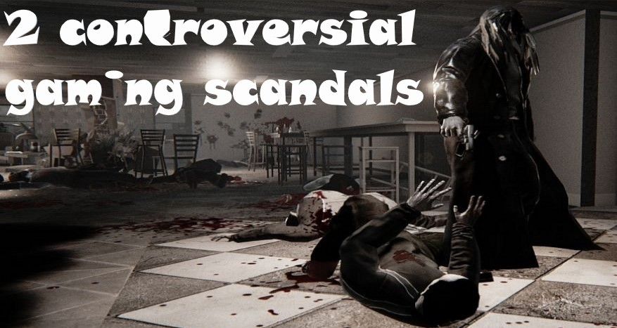 2 controversial gaming scandals