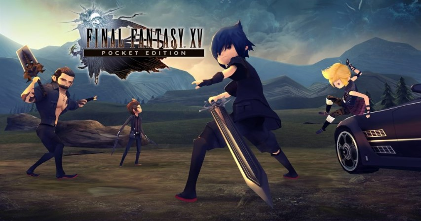 Final Fantasy XV: Pocket Edition, Let's Review