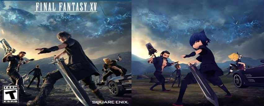 Final Fantasy XV: Pocket Edition Release