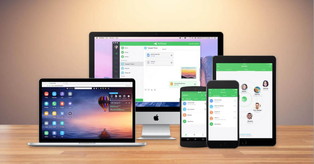 Main Innovation AirDroid