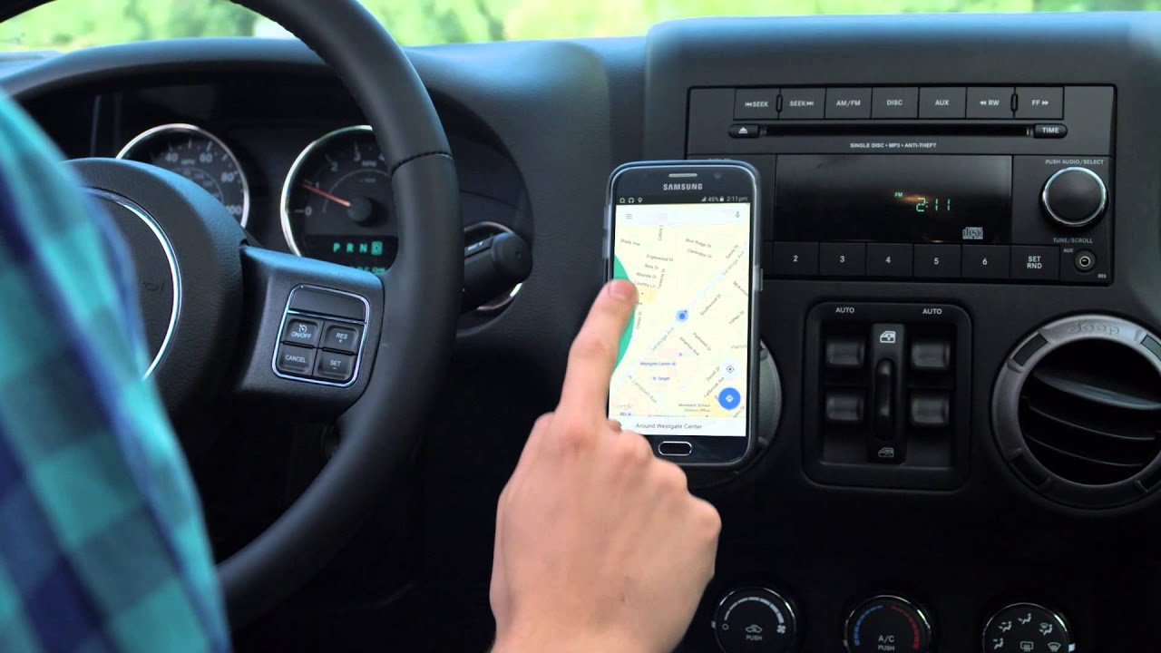 Operating System on Drivemode