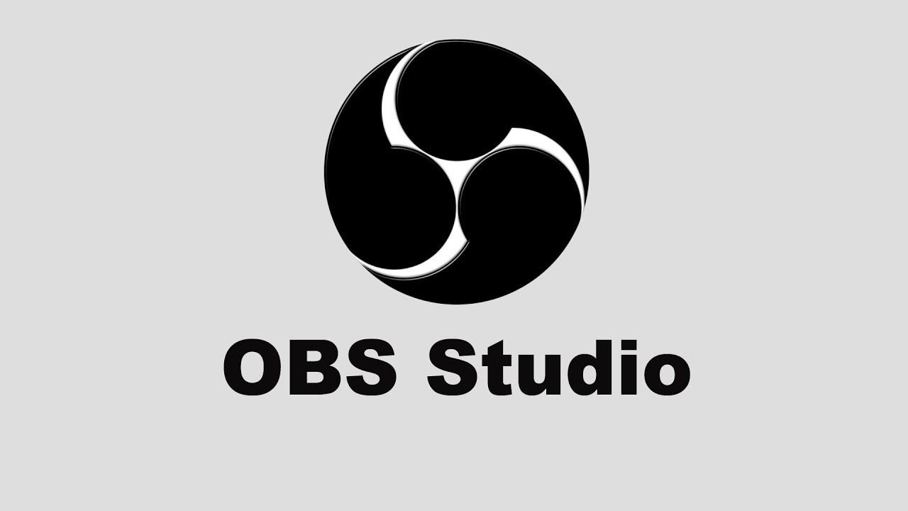 OBS Studio A sound projection software